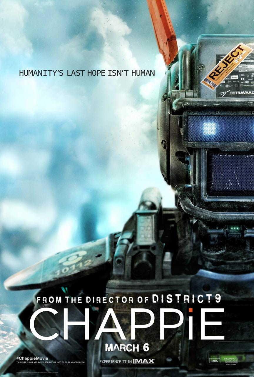Chappie Poster #4