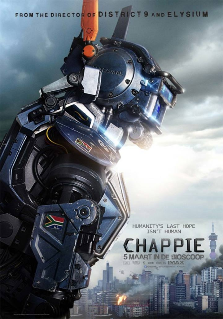 Chappie Poster #5