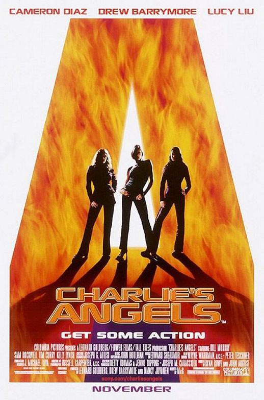 Charlie's Angels Poster #1
