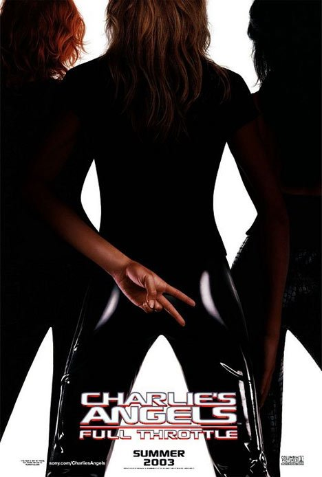 Charlie's Angels: Full Throttle Poster #1