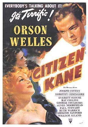 Citizen Kane Poster #1