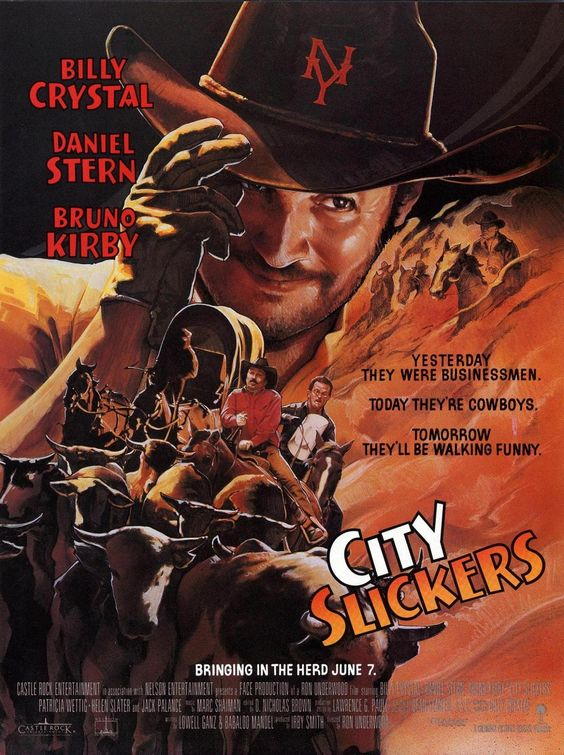 City Slickers Poster #1