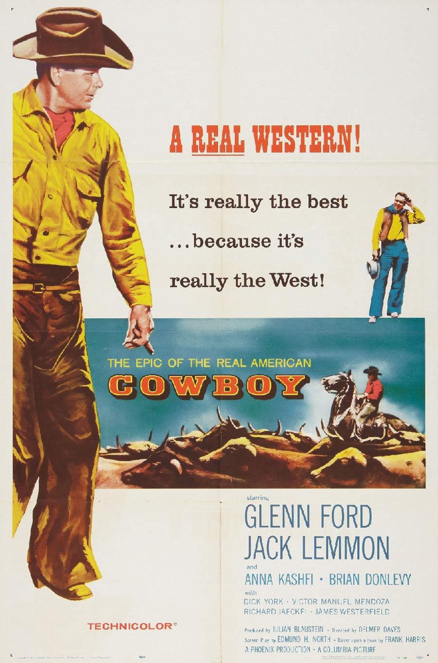 Cowboy Poster #1