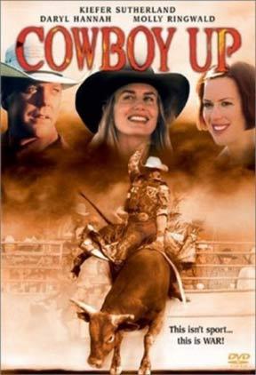 Cowboy Up Poster #1