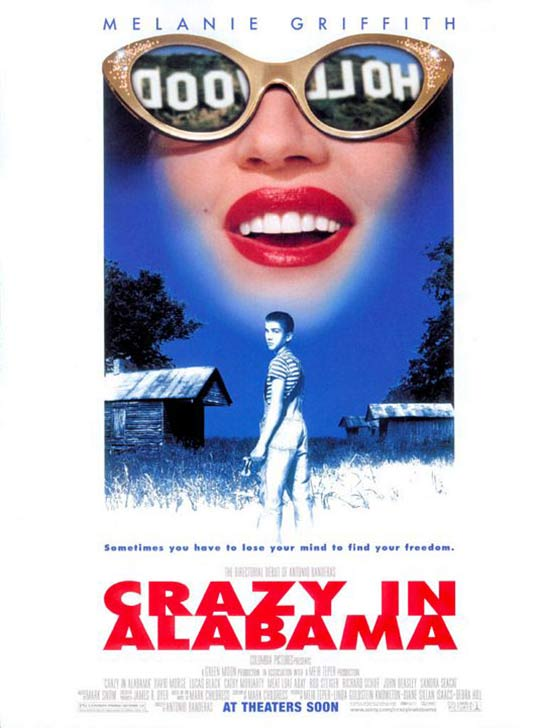 Crazy in Alabama Poster #1