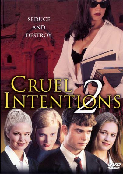 Cruel Intentions 2 Poster #1