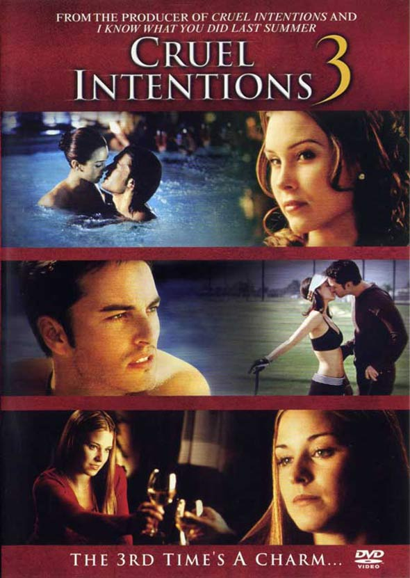 Cruel Intentions 3 Poster #1