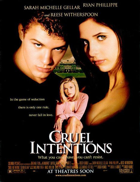 Cruel Intentions Poster #1