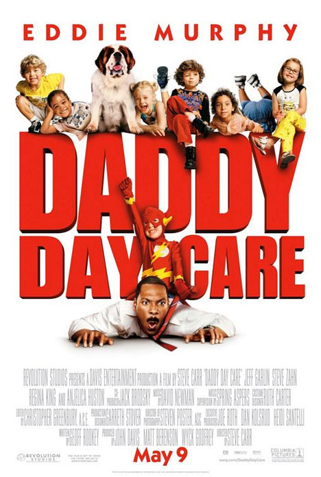 Daddy Day Care Poster #1