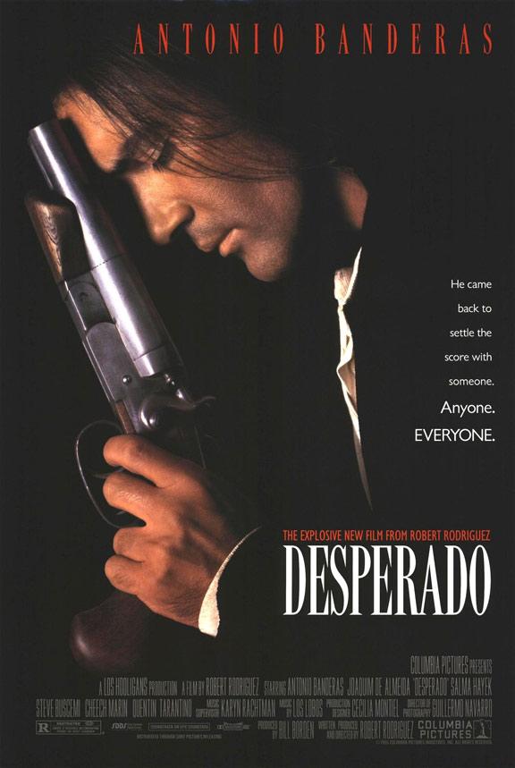 Desperado Poster #1