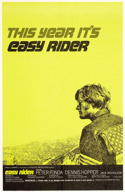 Easy Rider Poster #2