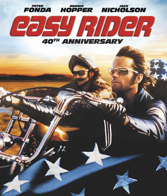 Easy Rider (1969) Poster #1 - Trailer Addict