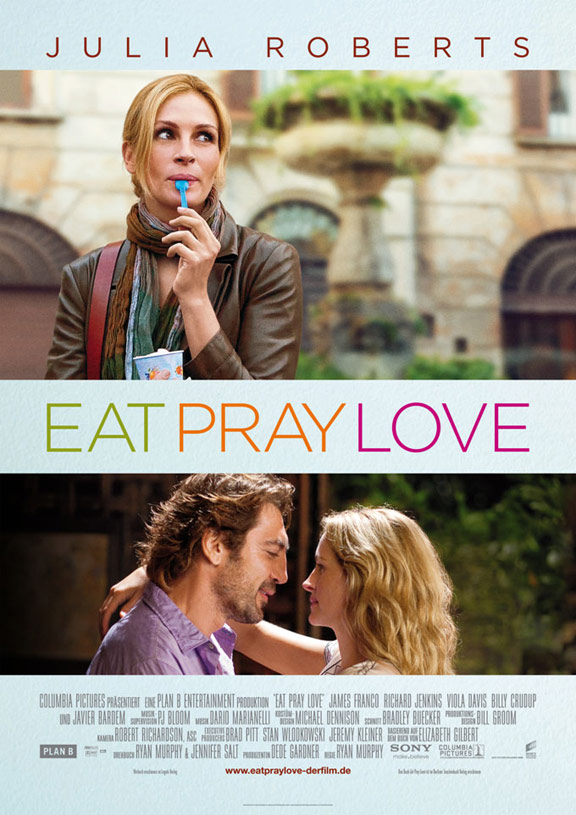 Eat, Pray, Love Poster #3