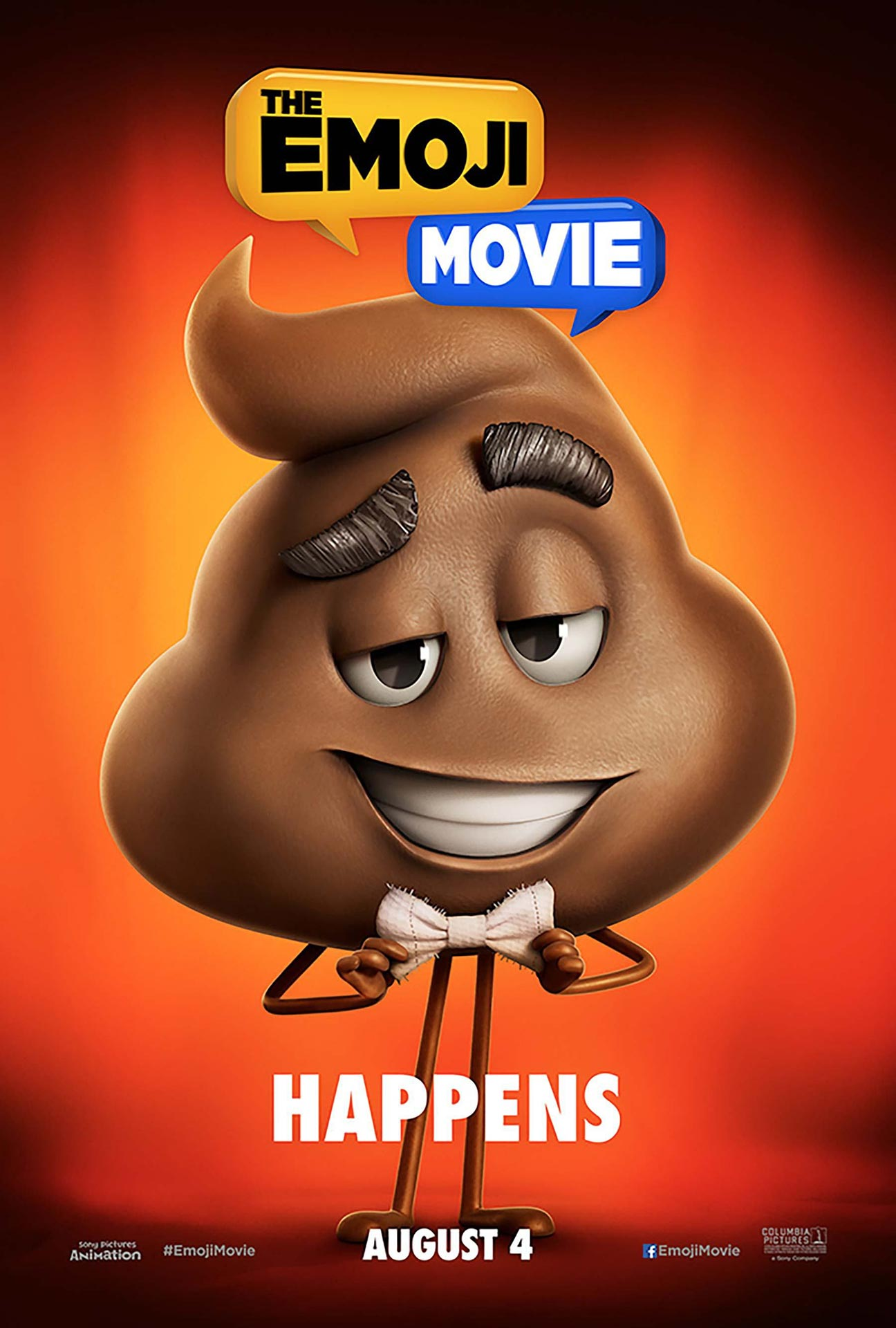 The Emoji Movie Poster #2