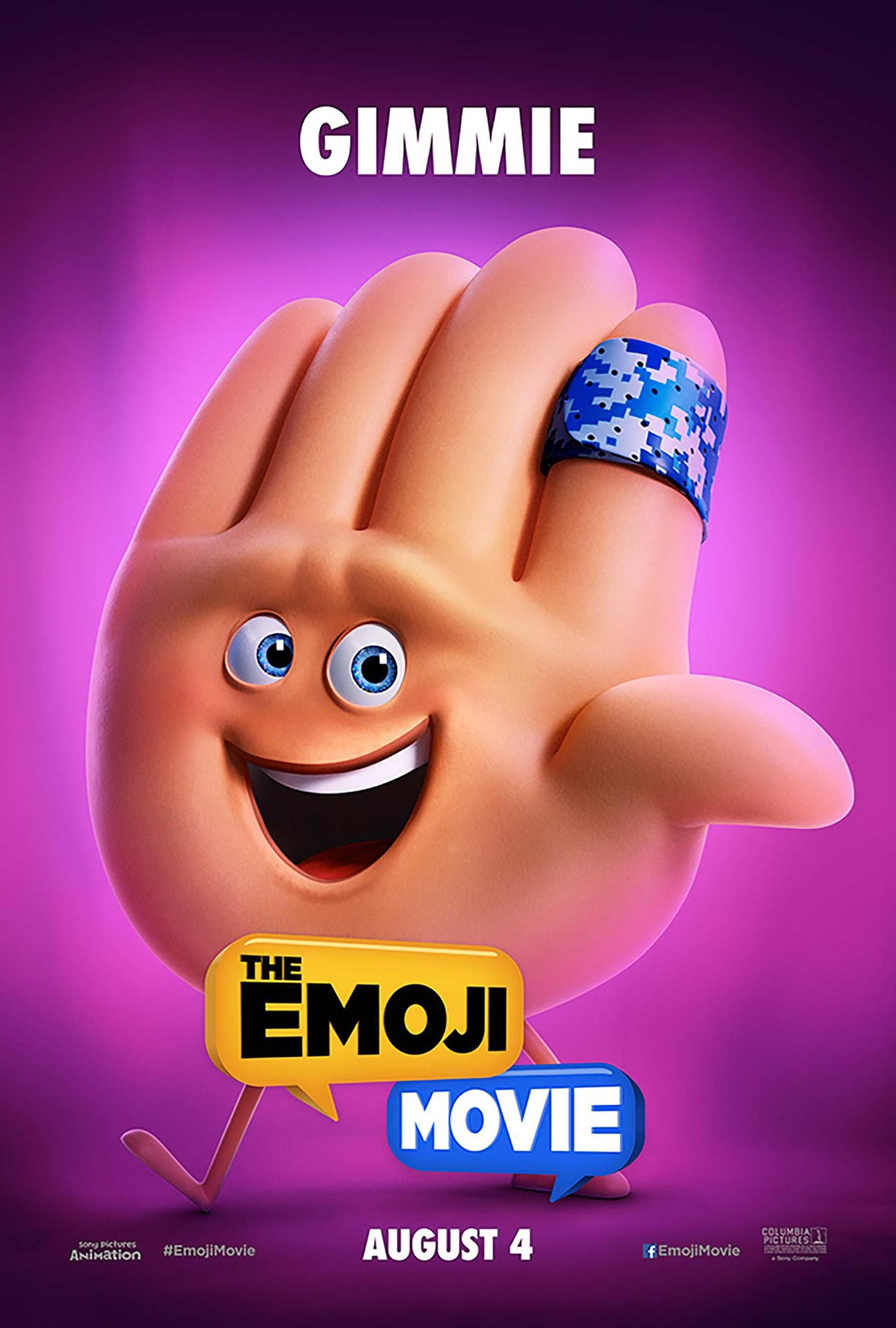 The Emoji Movie Poster #4