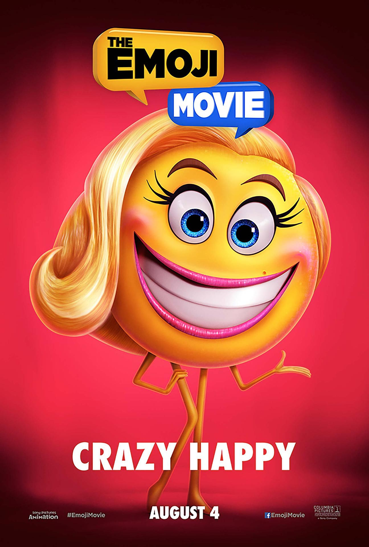 The Emoji Movie Poster #1