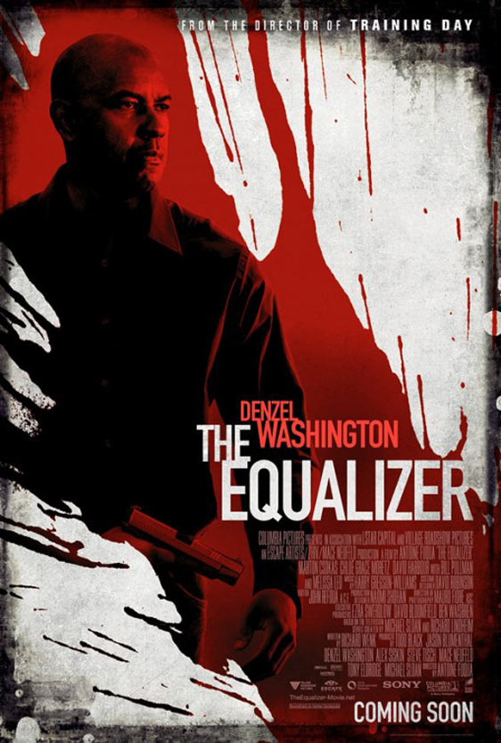 The Equalizer Poster #3