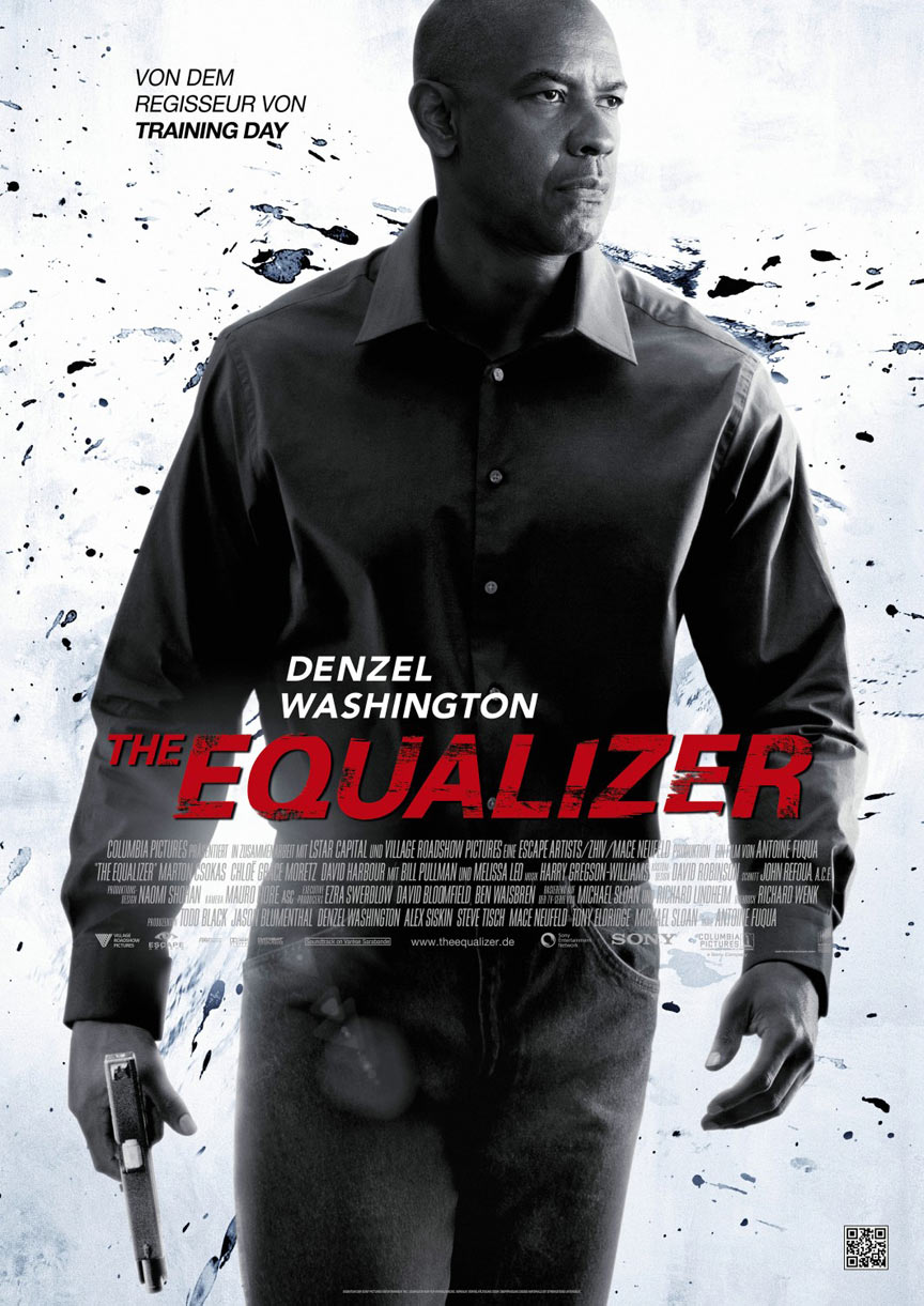 The Equalizer Poster #4