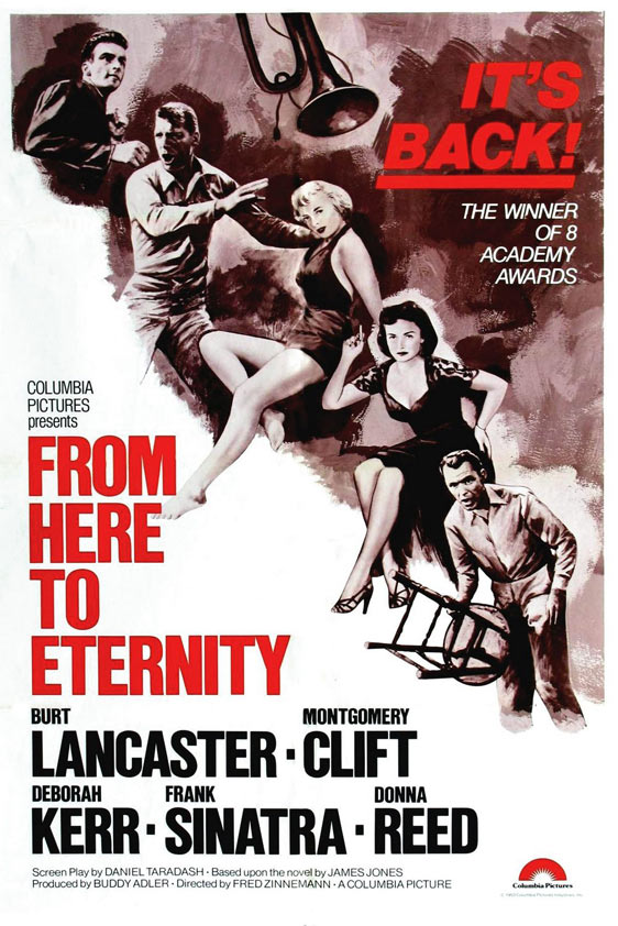 From Here to Eternity Poster #2