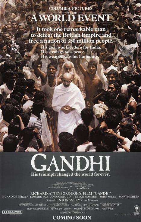 Gandhi Poster #1