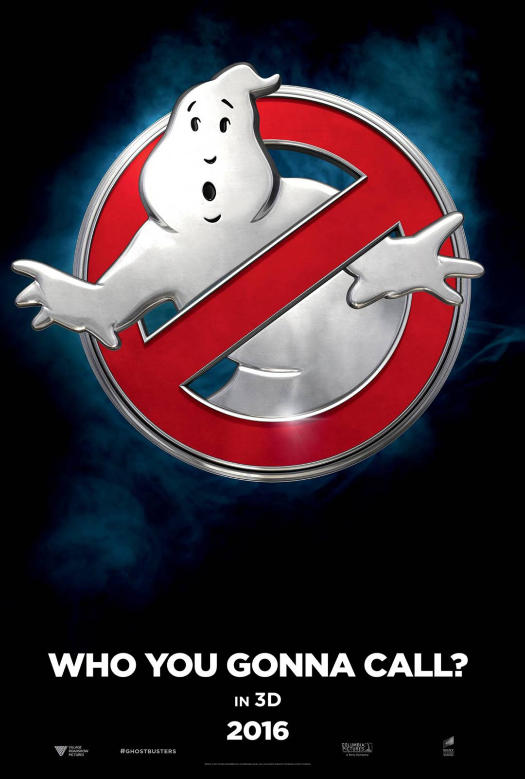 Ghostbusters Poster #5