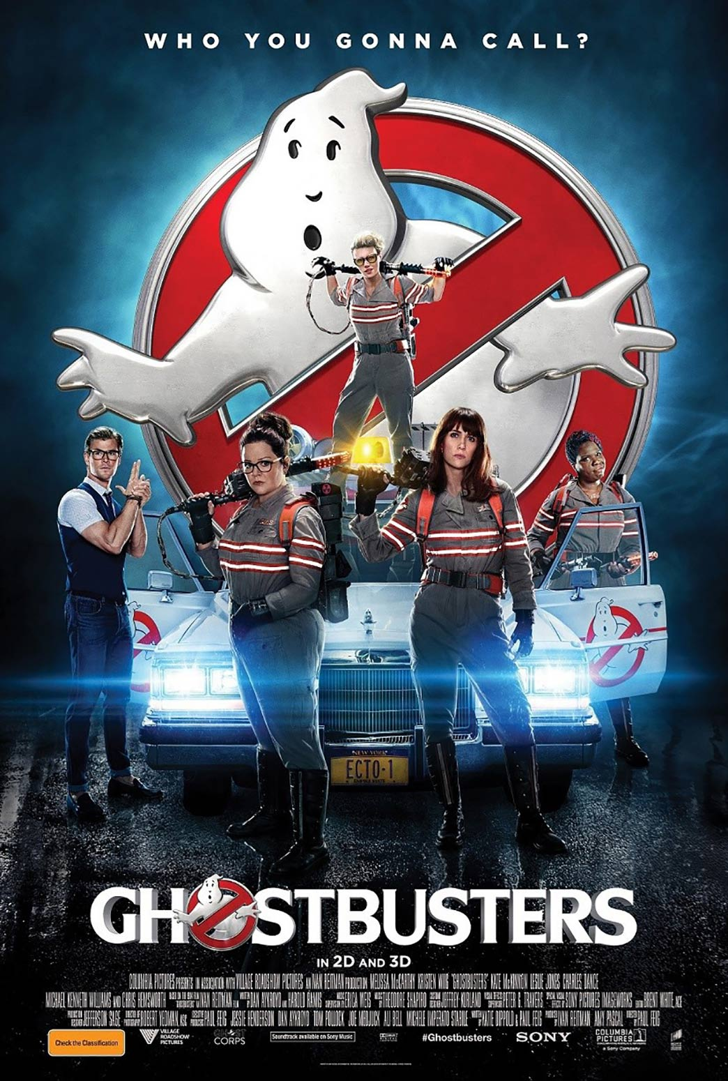 Ghostbusters Poster #6