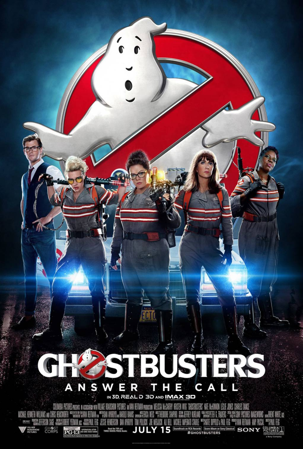 Ghostbusters Poster #8