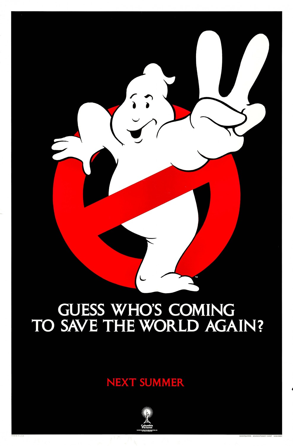Ghostbusters II Poster #1