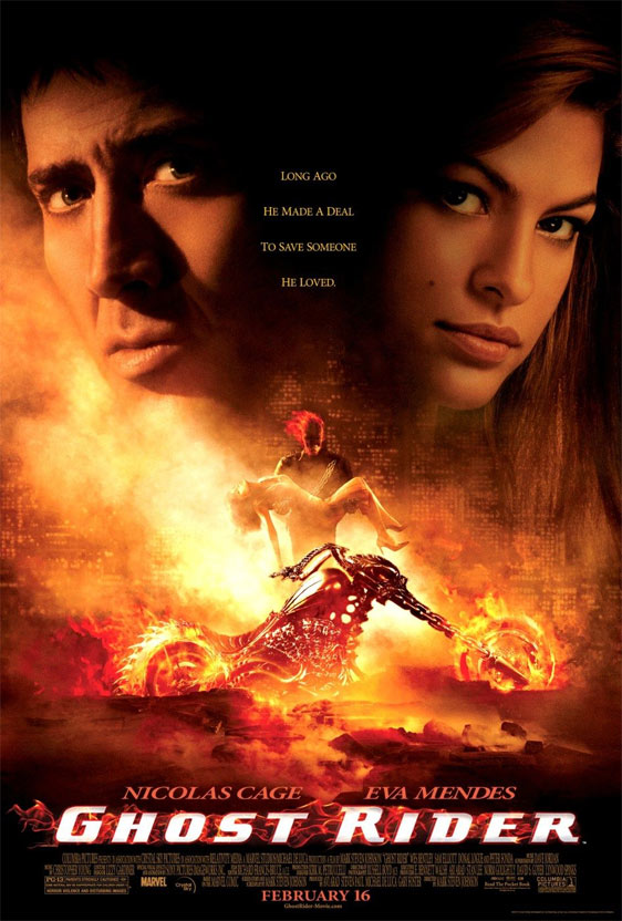 Ghost Rider Poster #2