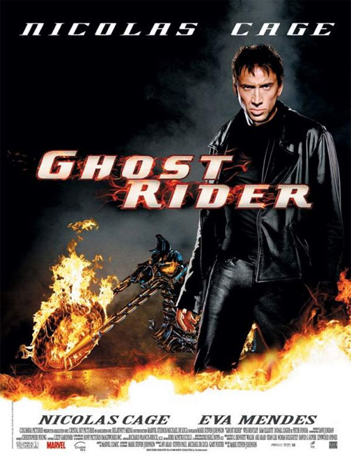 Ghost Rider Poster #1