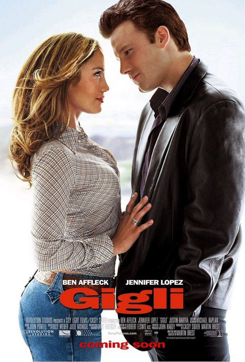 Gigli Poster #1