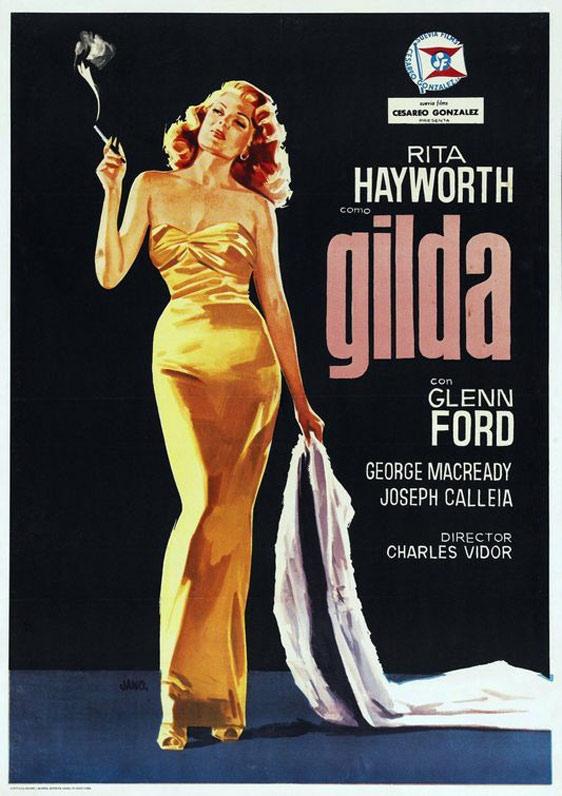 Gilda Poster #2