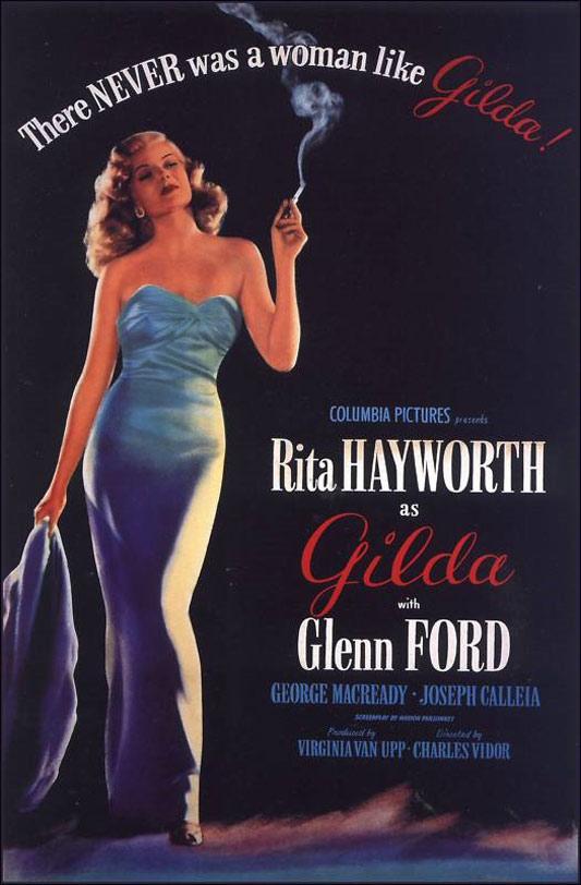 Gilda Poster #1