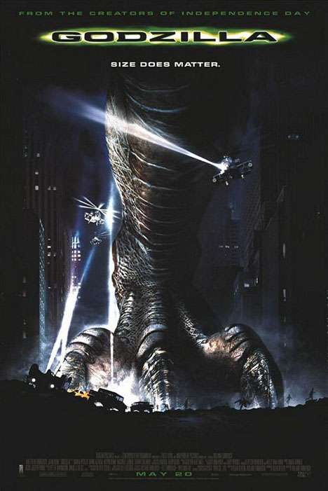 Godzilla Poster #1