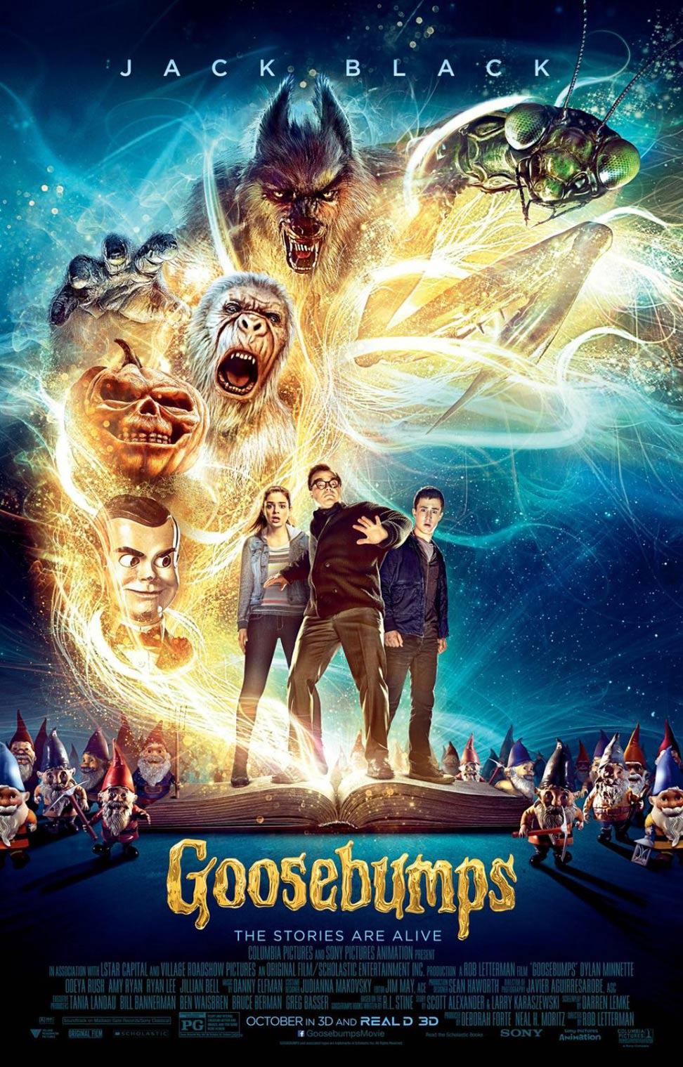 Goosebumps Poster #1