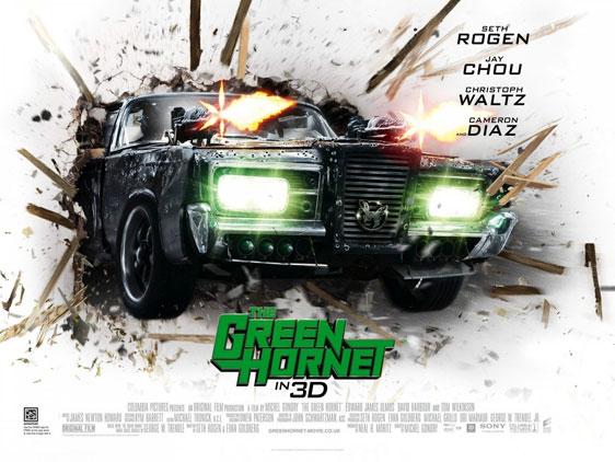 The Green Hornet Poster #10