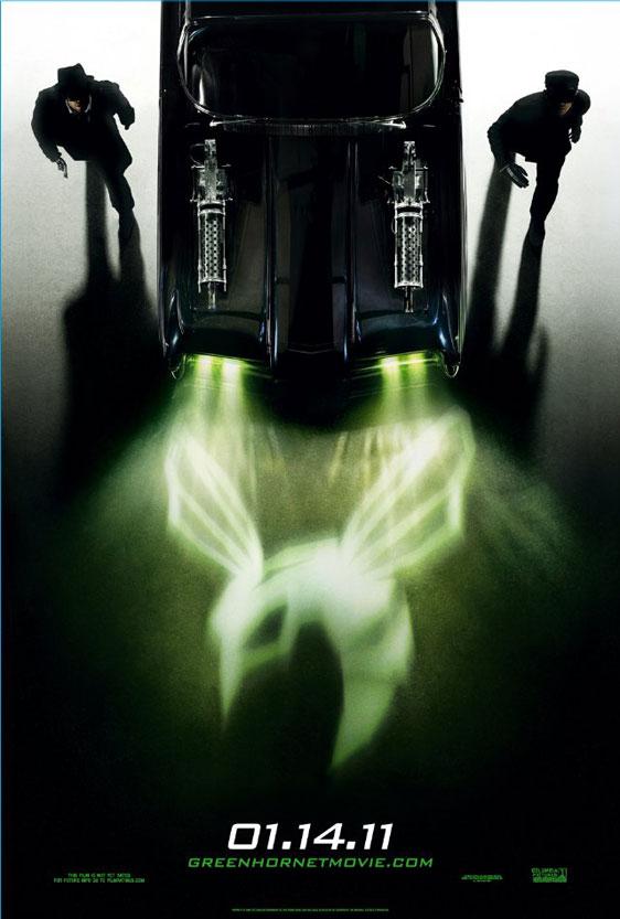 The Green Hornet Poster #1