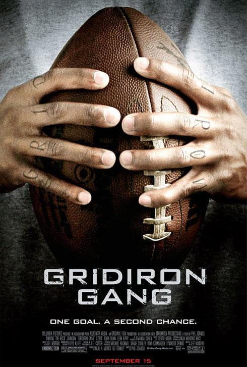 Gridiron Gang Poster #1
