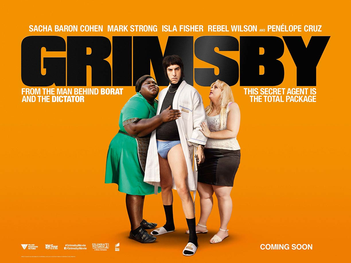 The Brothers Grimsby Poster #3