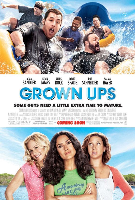 Grown Ups Poster #3