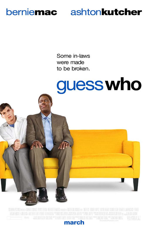 Guess Who Poster #1