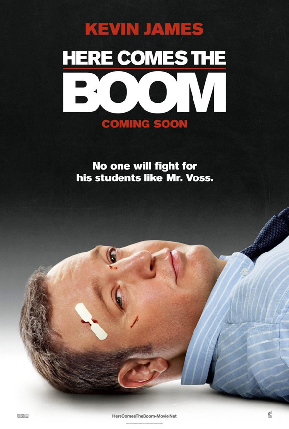 Here Comes the Boom Poster #1
