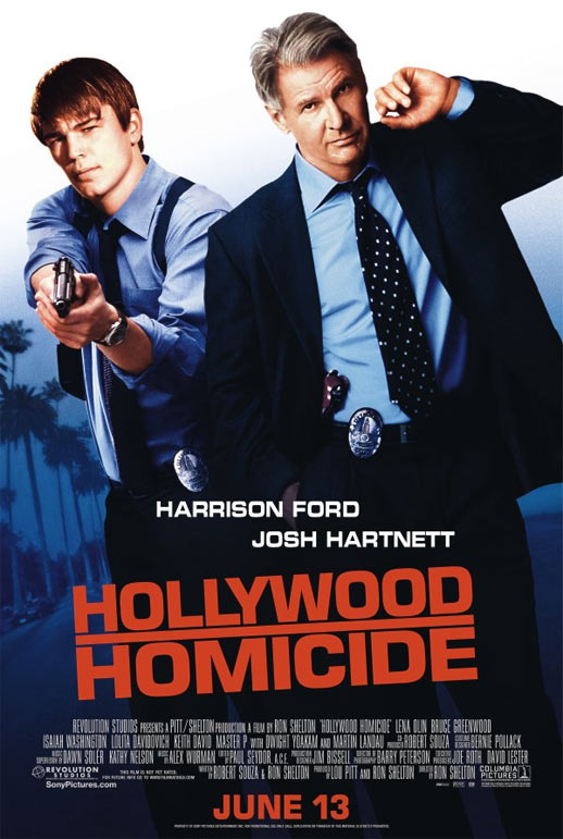 Hollywood Homicide Poster #1