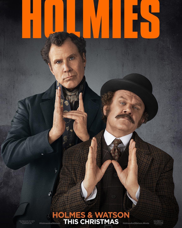 Holmes & Watson Poster #1