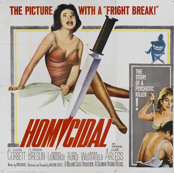 Homicidal Poster #2