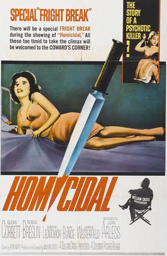 Homicidal Poster #1