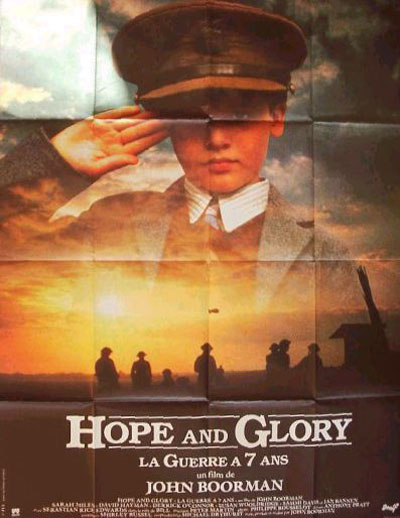 Hope and Glory Poster #2