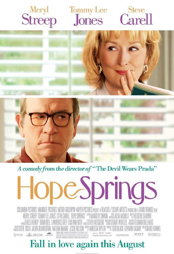 Hope Springs Poster #1