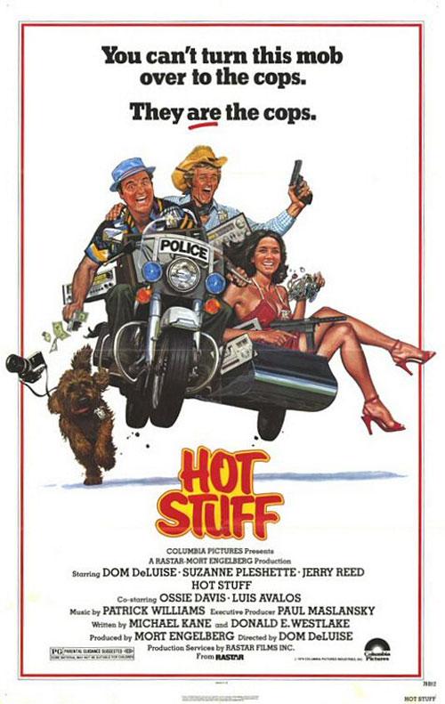 Hot Stuff Poster #1