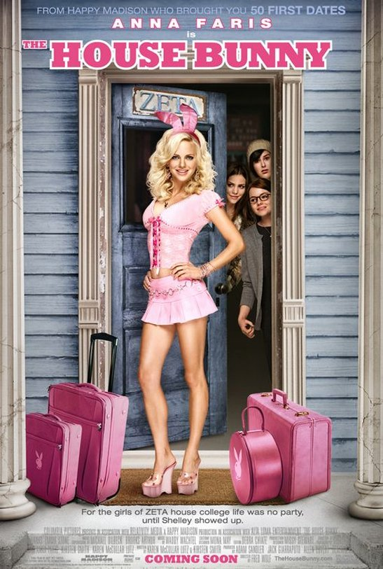 The House Bunny Poster #1